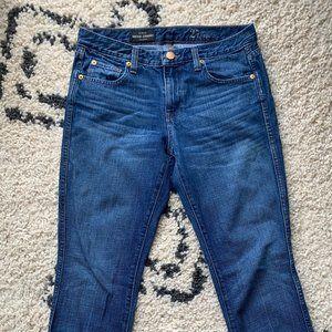 J. Crew Vintage Straight Denim Jeans Size 27